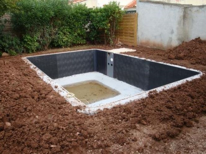Construction piscine enterr e dakar s n gal sadia travaux for Autour de la maison rose